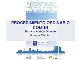 PROCEDIMIENTO ORDINARIO COM N