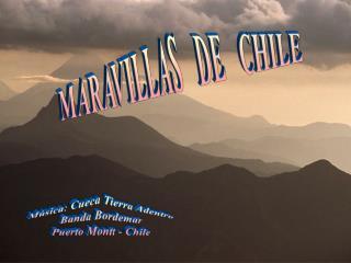 M sica: Cueca Tierra Adentro Banda Bordemar Puerto Montt - Chile