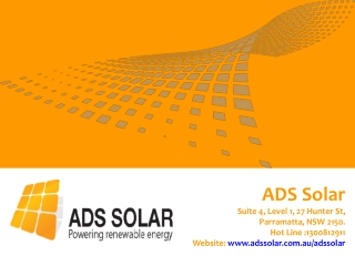 Business Solar Power Systems