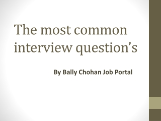 Bally Chohan | Bally Chohan Jobs in UK