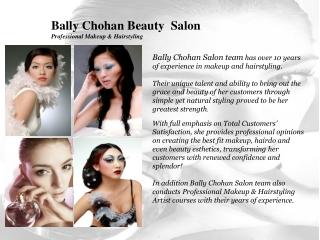 Bally Chohan Beauty Salon
