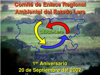 Comit  de Enlace Regional Ambiental del Estado Lara
