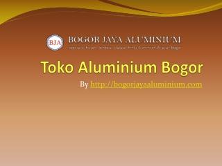 Jendela Aluminium hubungi 0813 1015 7660