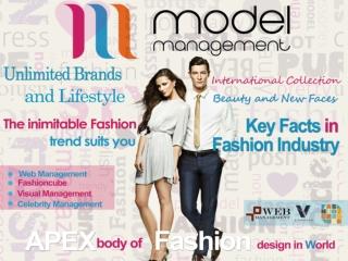 Modelling Agency -Model Management India