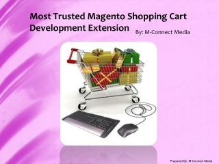 Most Useful Magento Shopping Cart Development Extension