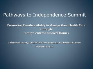 Celeste Putnam, Lynn Marie Firehammer,  Charlotte Curtis September 8th