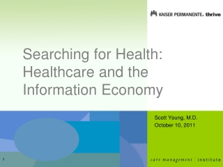 finding health information on the web to improve patient care