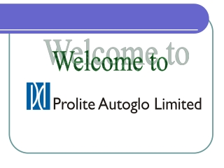 Prolite Autoglo LTD. - Emergency Lighting System