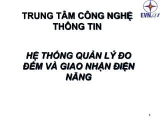 TRUNG T M C NG NGH TH NG TIN