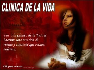 CLINICA DE LA VIDA