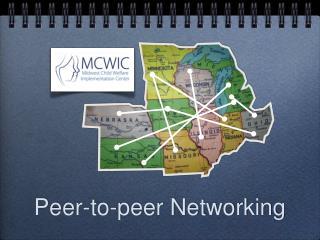 peer-to-peer networking