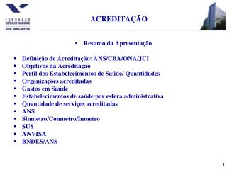 ACREDITA  O