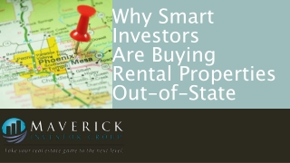 Why smart investors are buying rental properties out of stat