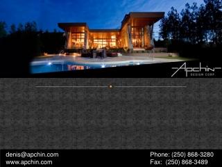 Apchin Design Corp.