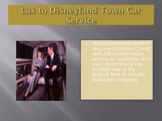 Disneyland to john wayne airport taxi