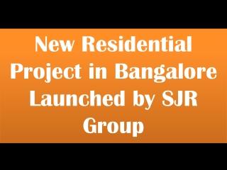 SJR Bren Edgewaters Bangalore Price Plan