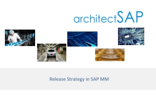 Release Strategy in SAP MM