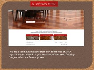 Contempo Flooring