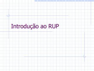 Introdu  o ao RUP