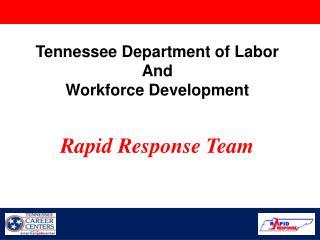 Rapid Response Team Partners