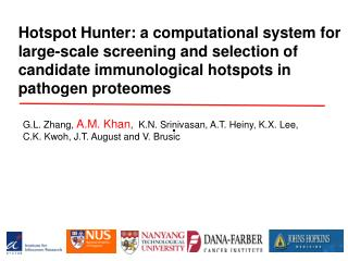 Hotspot Hunter: a computational system for large-scale screening and selection of candidate immunological hotspots in pa