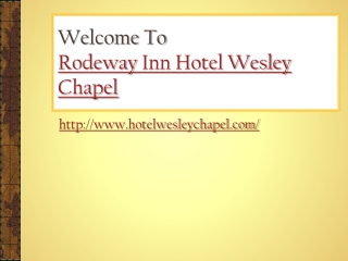 Hotel near The Old Trilby Community