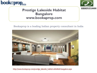 prestige lakeside habitat
