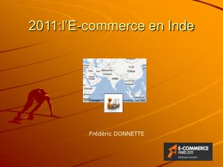 2011:l E-commerce en Inde