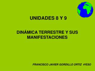 FRANCISCO JAVIER GORDILLO ORTIZ  4 ESO