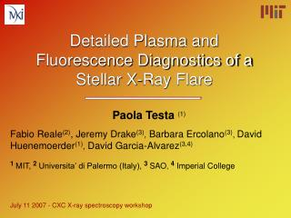 Detailed Plasma and Fluorescence Diagnostics of a Stellar X-Ray Flare