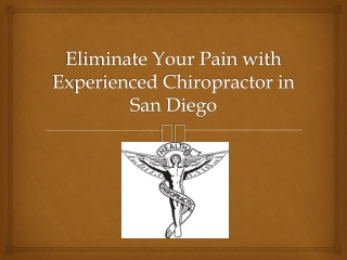 Important Facts to Know about Chiropractor
