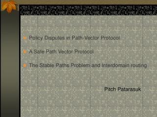 Pitch Patarasuk