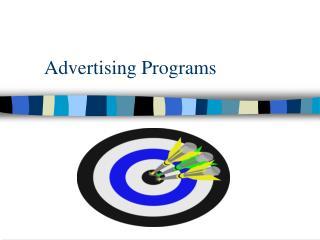 Advertising Programs