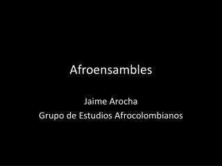 Afroensambles