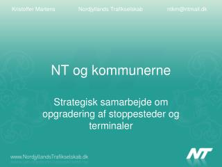 NT og kommunerne