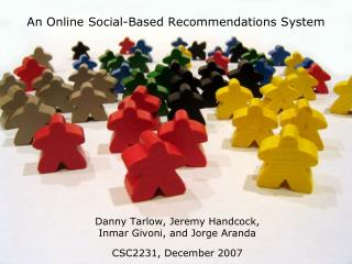An Online Social-Based Recommendations System