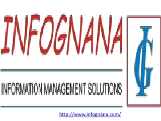 Infognana - Data Conversion Services