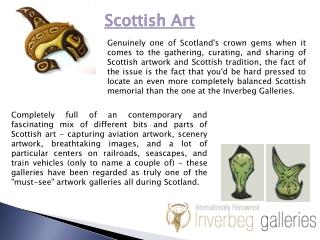 Scotlands Art