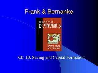 Frank  Bernanke