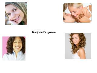Marjorie Ferguson