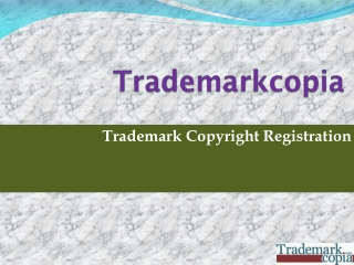Trademark Copyright Registration