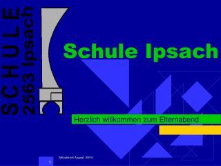 Schule Ipsach