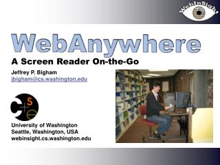 A Screen Reader On-the-Go