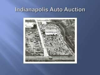 Indianapolis Auto Auction