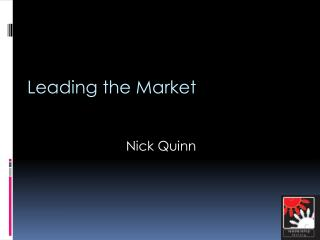 Leading the Market