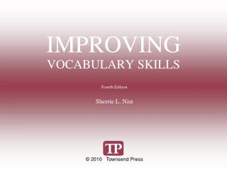 IMPROVING 