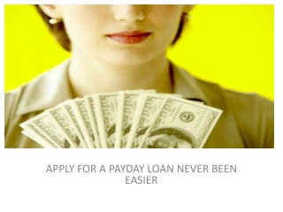 payday loans checking account