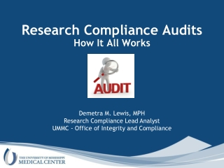 The Auditors Are Coming Are You Prepared for an OIG