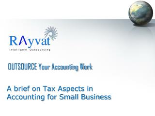 Tax Aspects in Australian Accounting