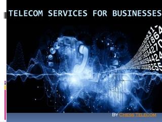 How to choose Telecom Services